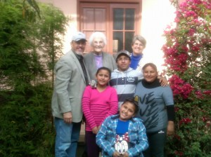 dayana family and us 2012